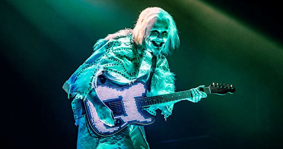 John 5 and The Creatures — «Crank It — Living with Ghosts» (смотреть) изображение