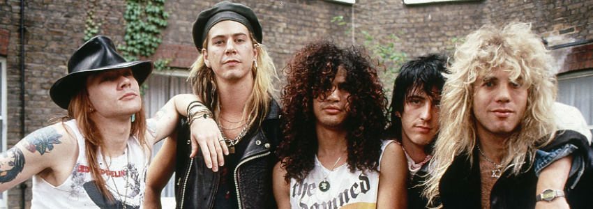 Guns N' Roses переиздадут «Appetite for Destruction» изображение