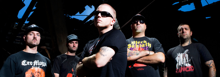 Five Finger Death Punch – альбом «And Justice for None» изображение