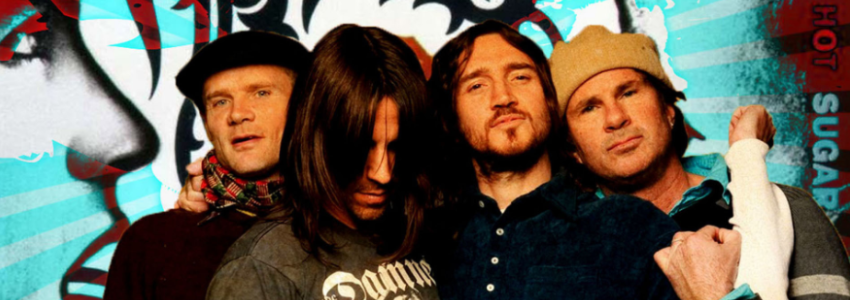Red Hot Chilli Peppers — альбом Californication. изображение