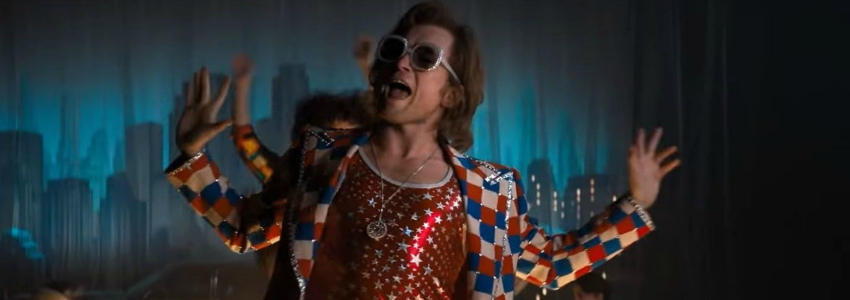 Elton John biopic — Rocketman запрещён в Samoa изображение