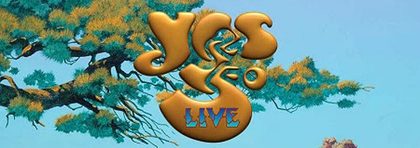 Yes анонсировали Live album – 50th anniversary tour изображение