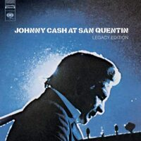 Johnny Cash - топ-концерт в San Quentin Prison