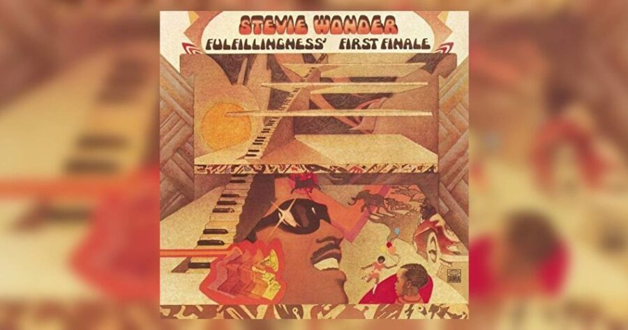 Стиви Уандер и супер-альбом «Fulfillingness First Finale» изображение
