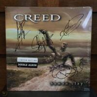 Creed - «Human Clay». История успеха.