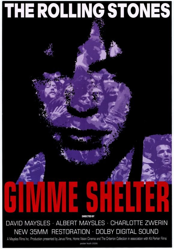 The Rolling Stones и «Gimme Shelter» (рок-фильм)