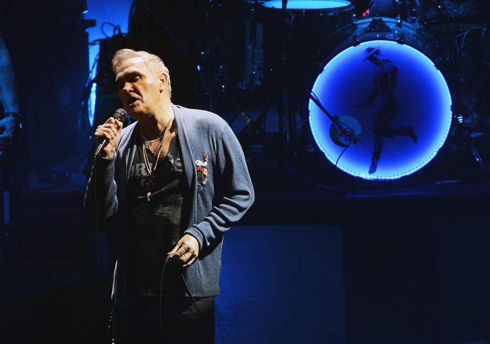 Morrissey - «I Am Not a Dog on a Chain»