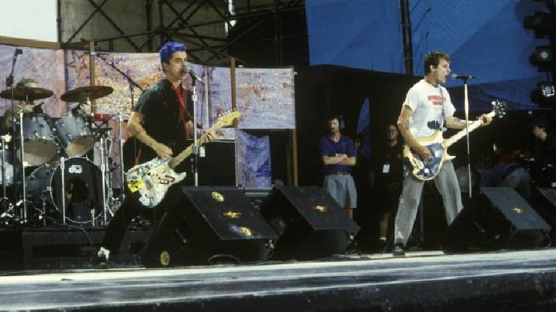 Green Day - Woodstock-94