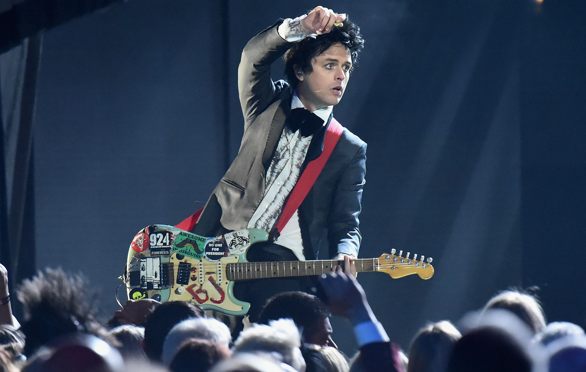 Green Day: Billie Joe Armstrong и 6 новых песен