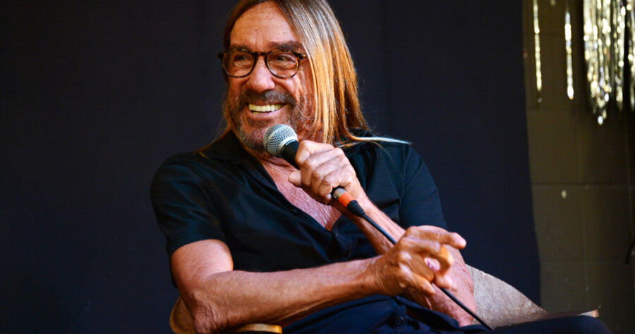 Iggy Pop – «Family Affair» (новая песня, 2020) изображение