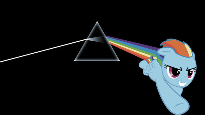 Pink Floyd - «The Dark Side Of The Moon» - №1 в США