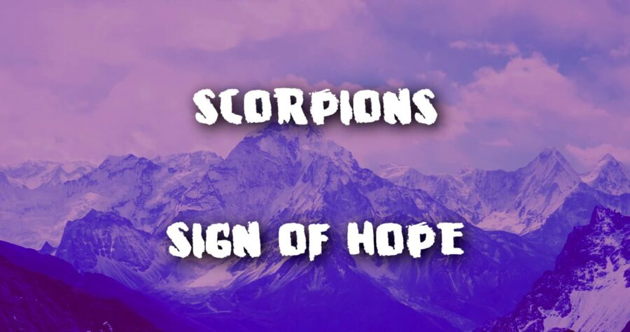 Scorpions — «Sign of Hope» (новая песня, 2020) изображение