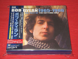 Bob Dylan — «Japanese Singles Collection» (2CD) изображение