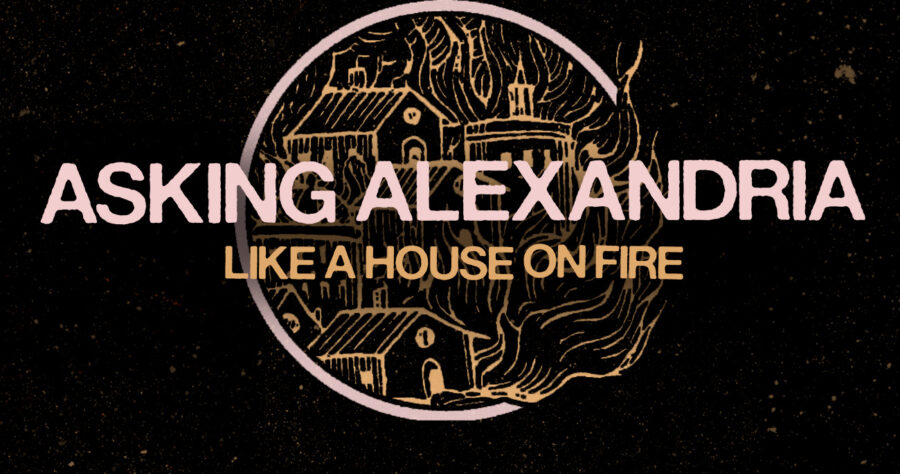 Asking Alexandria – «Like A House On Fire» (новый альбом, 2020) изображение