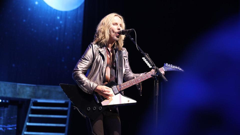 Tommy Shaw (Styx) - «Going to California» (новая песня и клип, 2020)