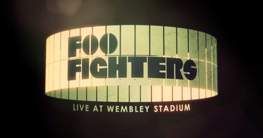 Foo Fighters — «Live at Wembley Stadium» (2008) изображение