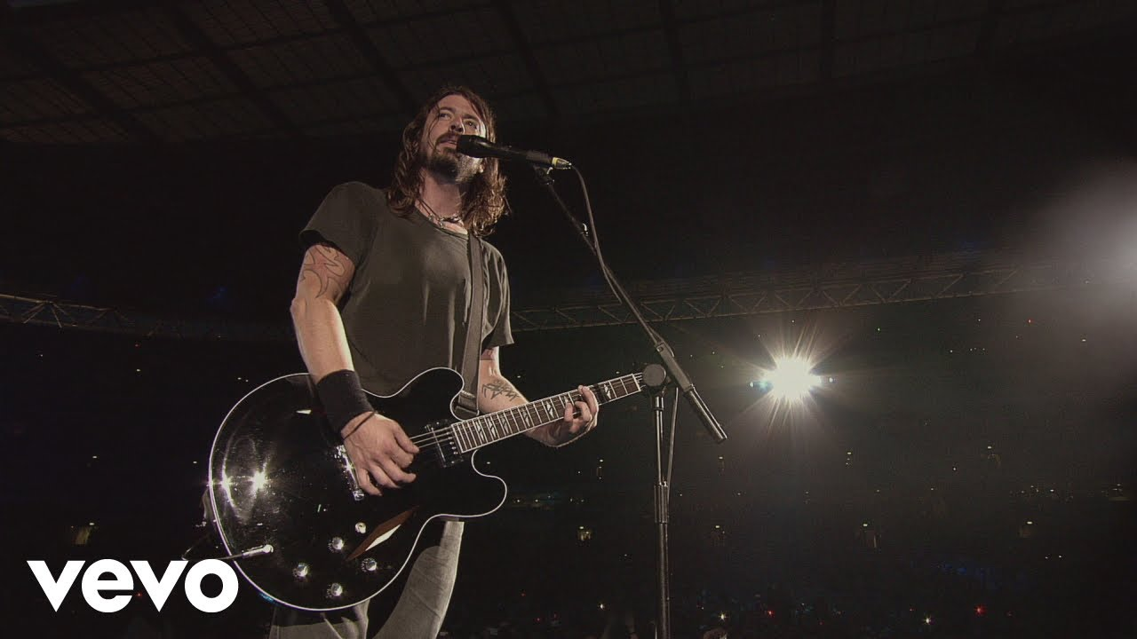 Foo Fighters - «Live at Wembley Stadium» (2008)