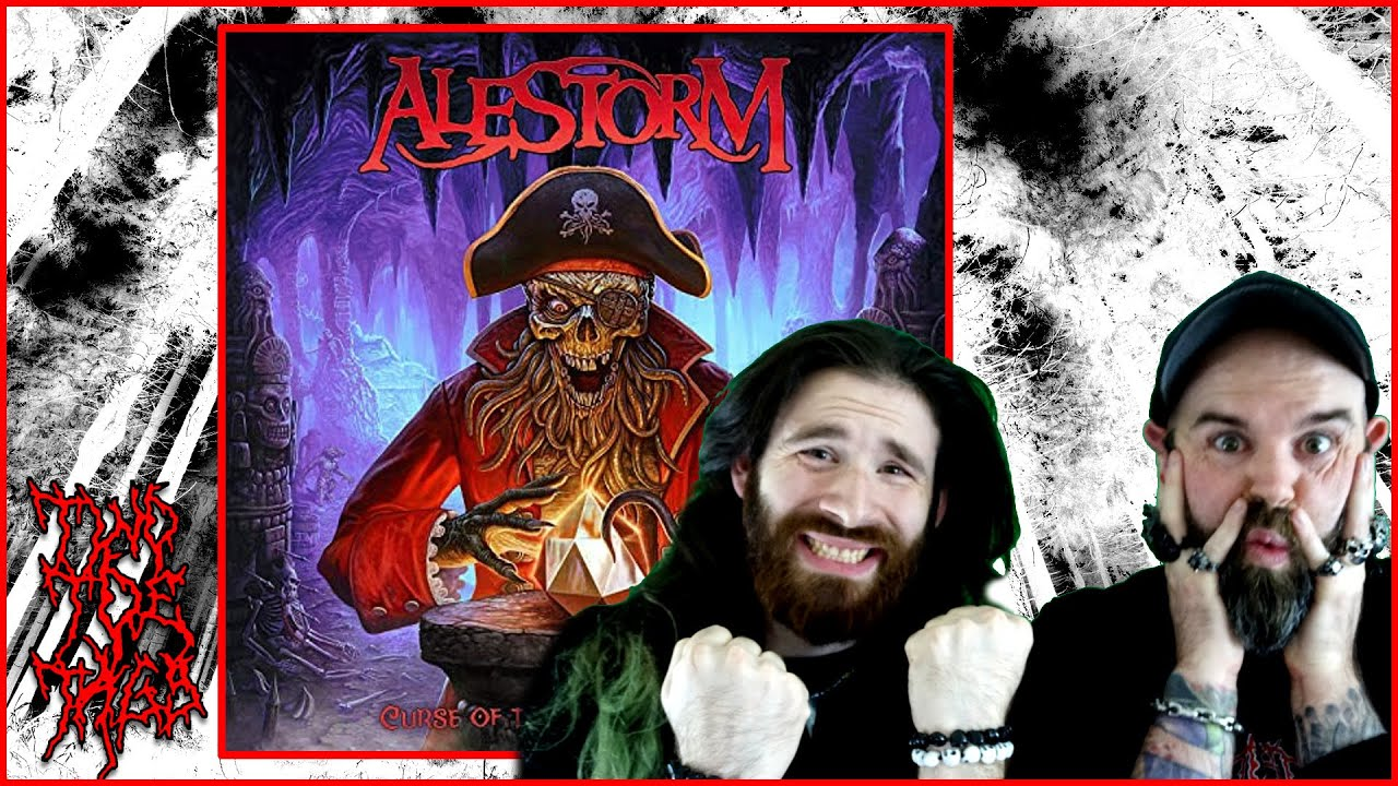 Alestorm - «Curse of the Crystal Coconut» (новый альбом, 2020)