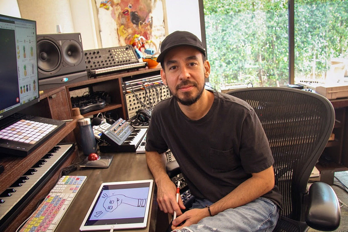 Mike Shinoda (Linkin Park) - «Dropped Frames» (новый альбом, 2020)