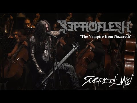 Septicflesh - «The Vampire from Nazareth» (новое live видео, 2020)