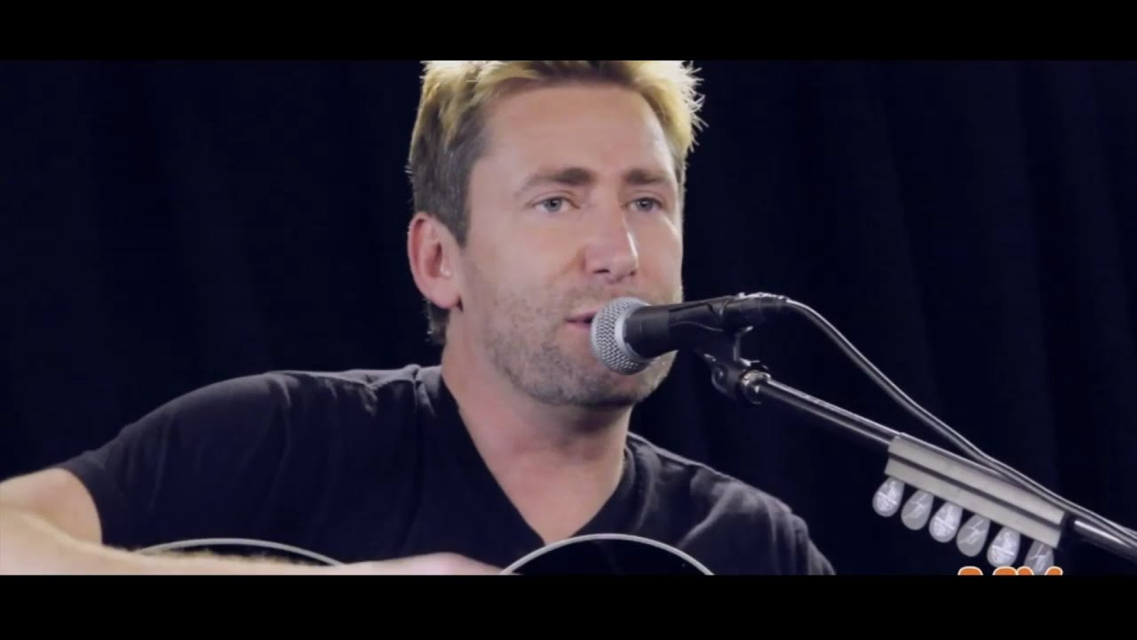 Nickelback - «Rockstar» (Official Live Acoustic Version)