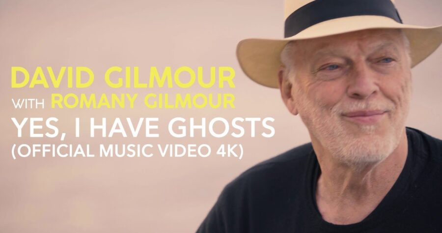 David Gilmour — «Yes, I Have Ghosts» (новая песня и клип, 2020) изображение
