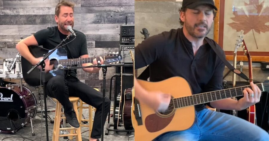 Nickelback — «Rockstar» (Official Live Acoustic Version) изображение