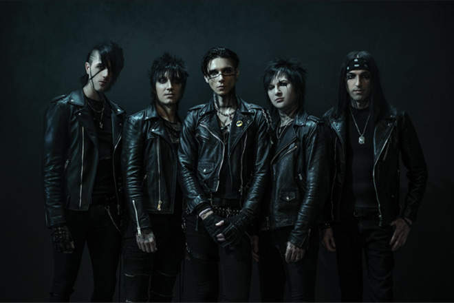 Black Veil Brides — «Re-Stitch These Wounds» (новый альбом, 2020) изображение