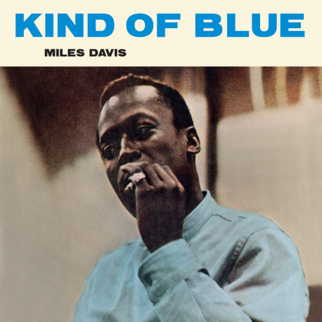 Miles Davis - «Kind Of Blue» (легендарный альбом, 1959)