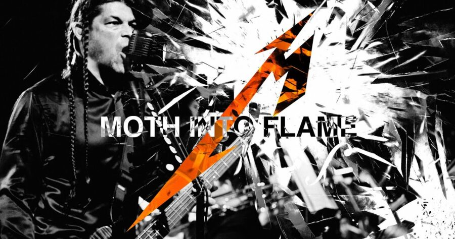 Metallica и San Francisco Symphony — «Moth Into Flame» (live видео) изображение