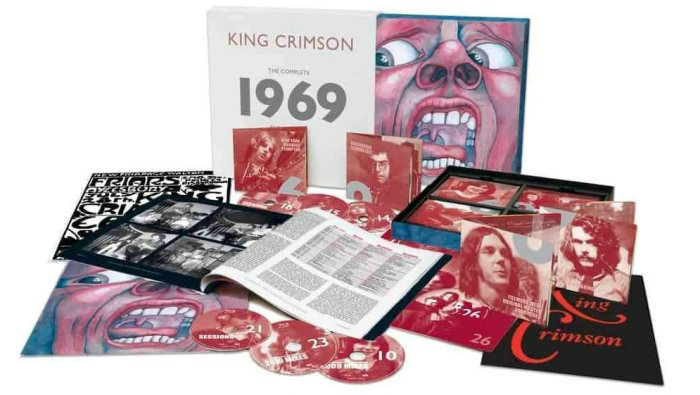 King Crimson — «In the Court of the Crimson King» (альбом, 1969) изображение
