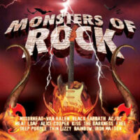 Лучшие рок-фестивали: Monsters of Rock
