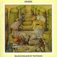 Genesis и их альбом-прорыв 1973 года - «Selling England by the Pound»
