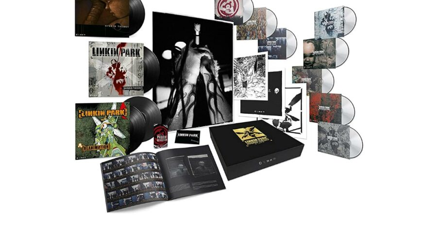Linkin Park — «Hybrid Theory» (20th Anniversary Edition, 2020) изображение