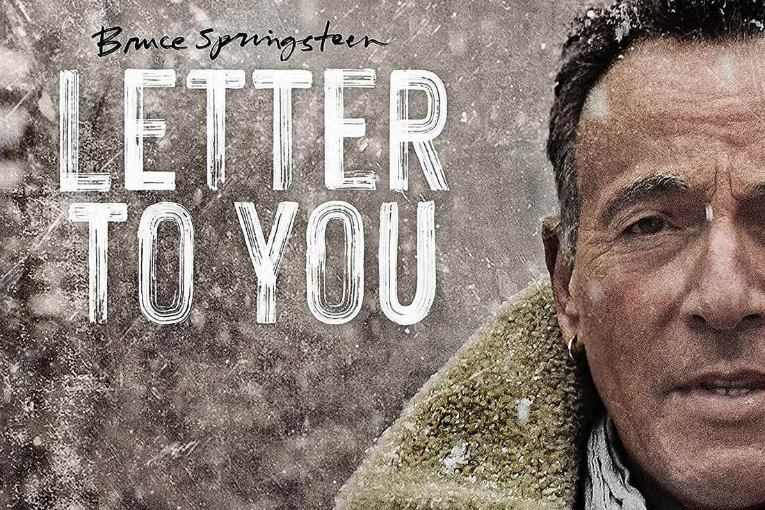 Bruce Springsteen - «Letter to You» (новый альбом, 2020)