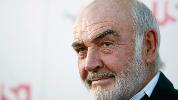 Умер Sean Connery - легендарный актёр