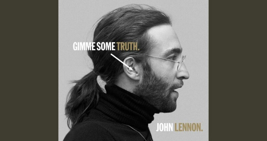 John Lennon — «Gimme Some Truth» (Deluxe, 2020) изображение