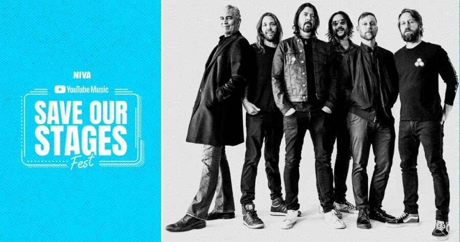 Foo Fighters — «Live from Troubadour» (#SOSFEST) изображение