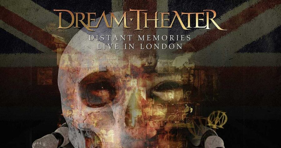 Dream Theater — «Distant Memories» (Live in London) изображение
