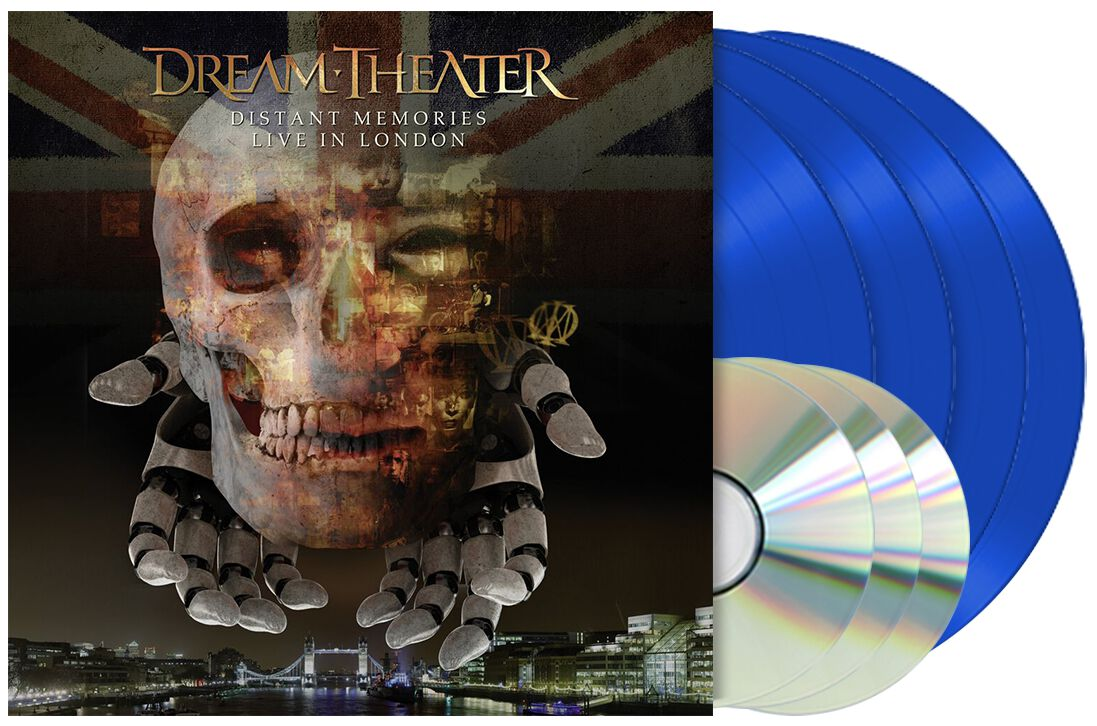 Dream Theater - «Distant Memories» (Live in London)