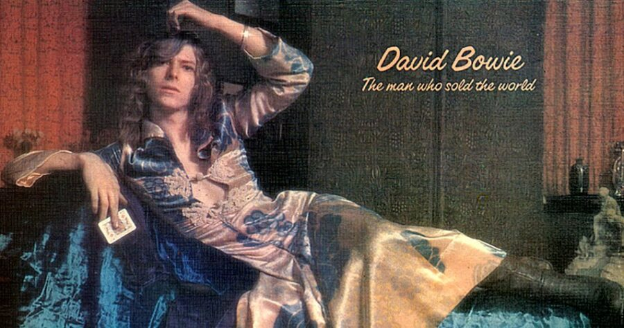 David Bowie — «The Man Who Sold The World» изображение