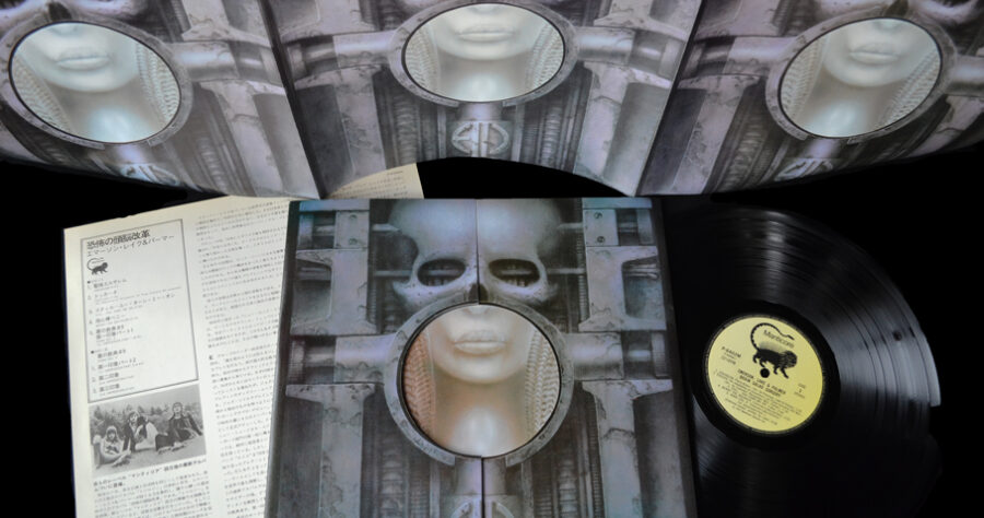 Emerson, Lake and Palmer — «Brain Salad Surgery» изображение