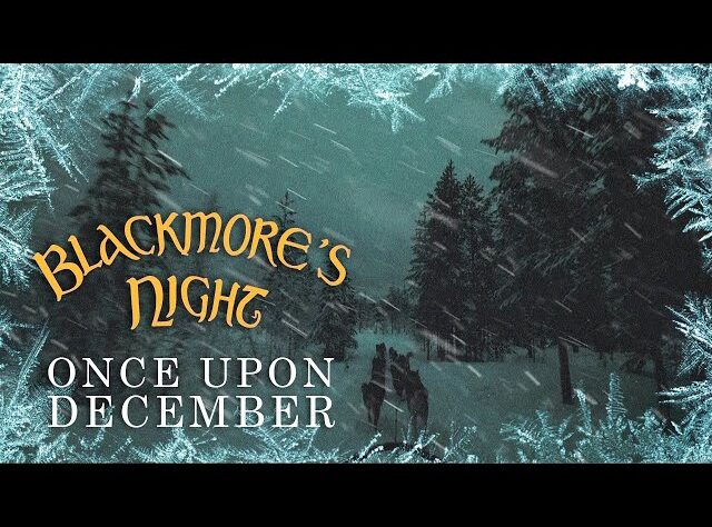 Blackmore's Night — «Once Upon December» (песня и клип, 2020) изображение
