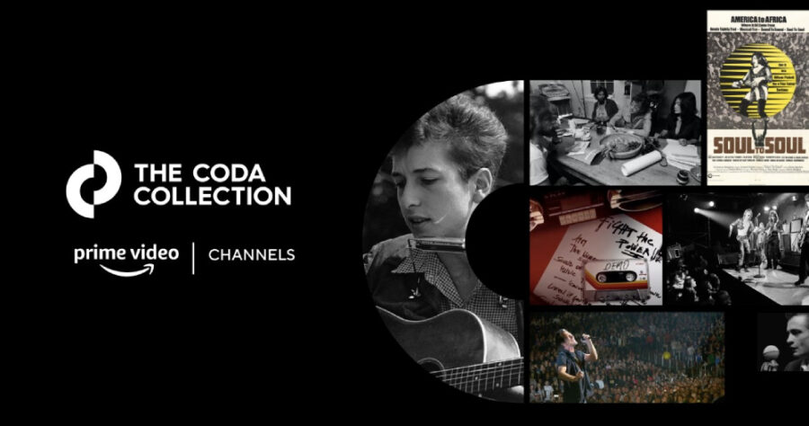 Coda Collection: анонс нового музыкального телеканала изображение