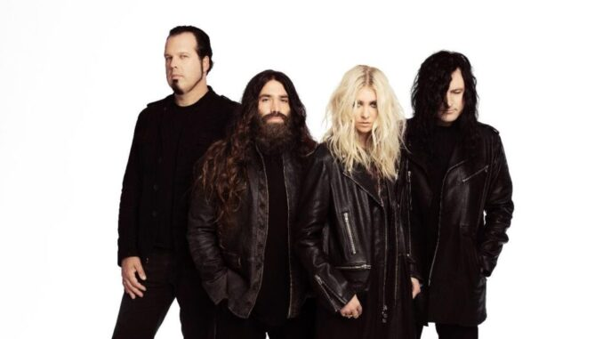 The Pretty Reckless - «Death By Rock And Roll» (новый альбом)