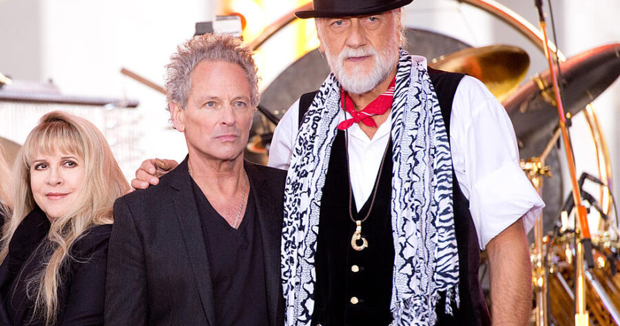 Lindsey Buckingham вернётся в Fleetwood Mac? изображение