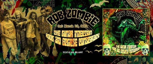 Rob Zombie - «The Lunar Injection Kool Aid Eclipse Conspiracy»