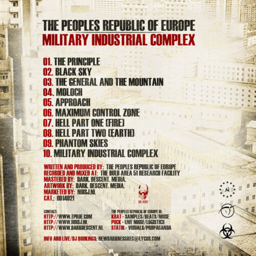 The Peoples Republic Of Europe - «Military Industrial Complex» (2)