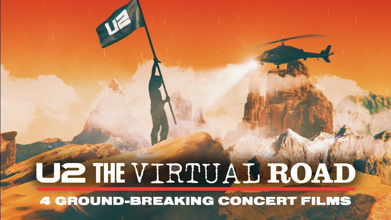 U2 - «The Virtual Road: PopMart Live from Mexico City»