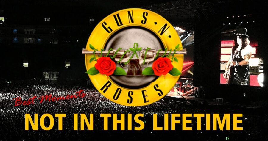 Guns N 'Roses – «Not In This Lifetime Selects: Latin America» изображение